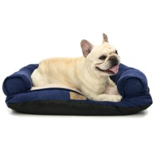 AKC Pet Couch Bed - XL in Blue - Closeouts