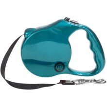 AKC Retractable Leash in Blue - Closeouts