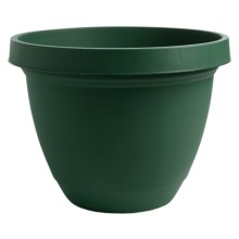 "Akro-Mils Infinity Indoor/Outdoor Planter Pot - 20"" in Evergreen - 2nds"