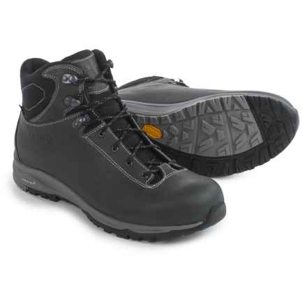 AKU Alpina Full Gore-Tex® Hiking Boots - Waterproof (For Men) in Dark Grey - Closeouts