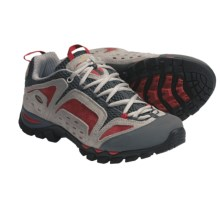 AKU Arriba Trail Shoes (For Men and Women) in Grey/Red - Closeouts