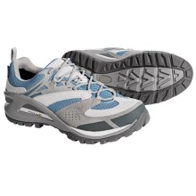 AKU Fastalpina Gore-Tex® Hiking Shoes - Waterproof, Suede (For Women) in Grey/Blue - Closeouts