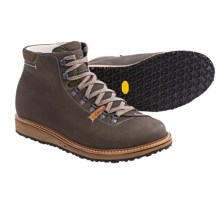 AKU Feda Plus Boots - Leather (For Men) in Dark Brown - Closeouts