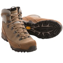 AKU La Stria Suede Gore-Tex® Hiking Boots - Waterproof (For Men and Women) in Beige - Closeouts