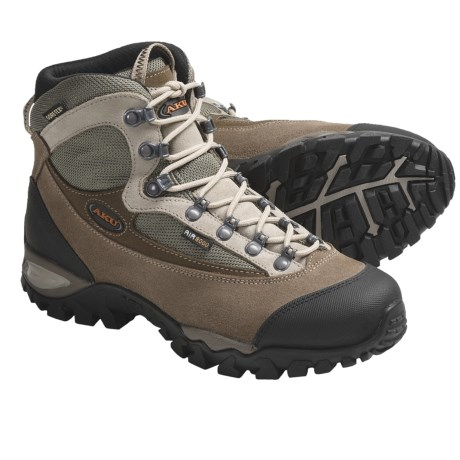 AKU Lerosa Pro Gore-Tex® Hiking Boots - Waterproof (For Women) in Beige