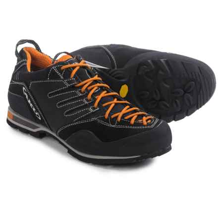 AKU Rock II Gore-Tex® Hiking Shoes - Waterproof (For Men) in Sanifit Black - 2nds