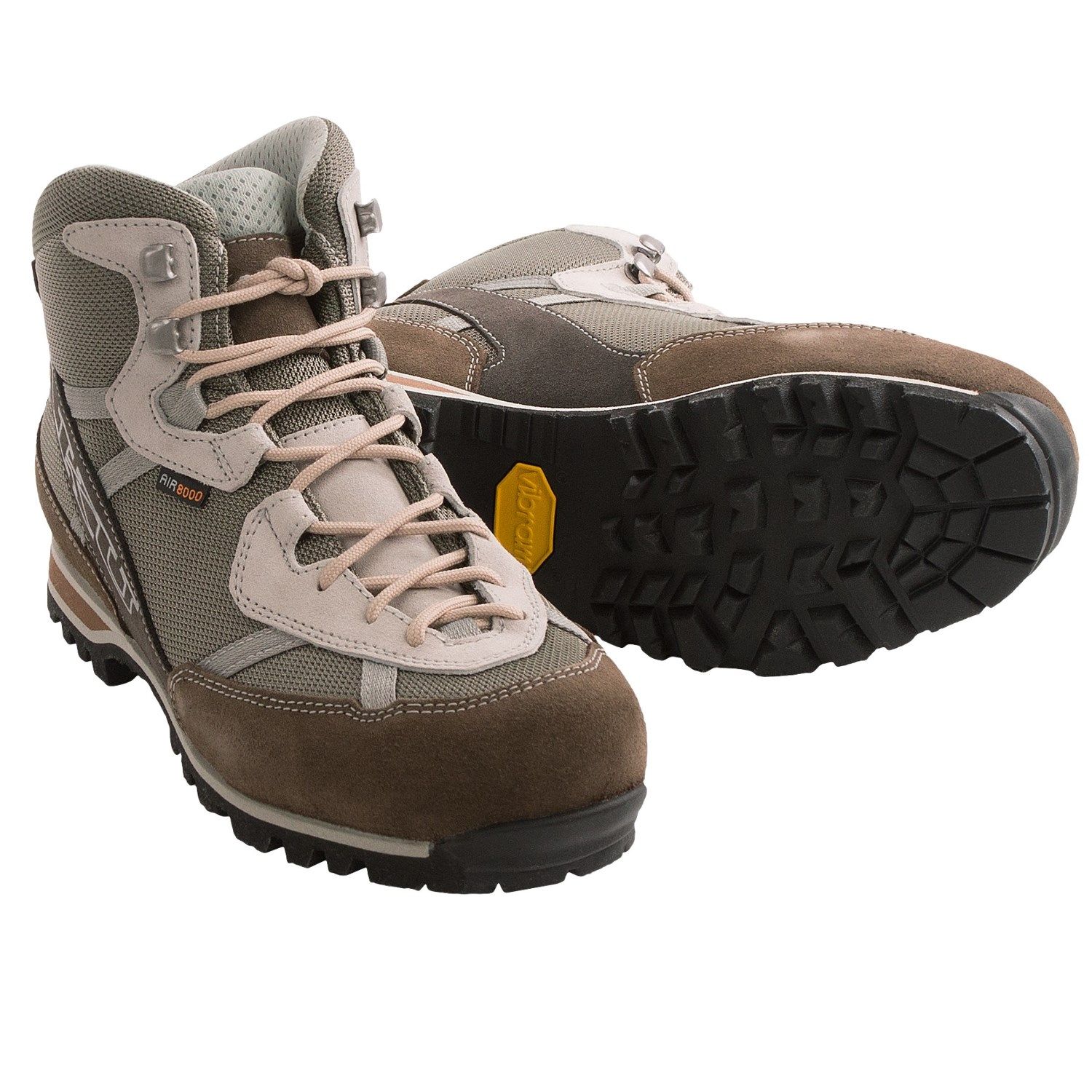 Waterproof? No.. But it doesn't matter because you don't wear socks. The reason you want waterproof hiking boots and shoes is so your socks don't get wet