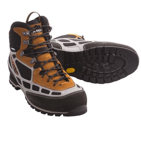 AKU SL Trek Gore-Tex® Hiking Boots - Waterproof (For Men) in Black