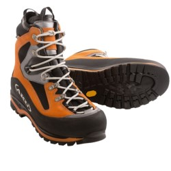 AKU Terrealte Gore-Tex® Hiking Boots - Waterproof, Insulated (For Men) in Orange/Black