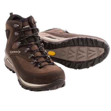 AKU Transalpina Gore-Tex® Hiking Boots - Waterproof, Leather (For Men) in Brown - Closeouts