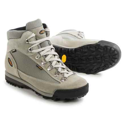AKU Ultralight Galaxy Gore-Tex® Hiking Boots - Waterproof (For Women) in Grey - Closeouts