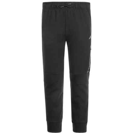 AL1VE 2.0 Knit Joggers (For Big Boys) in Black - Closeouts