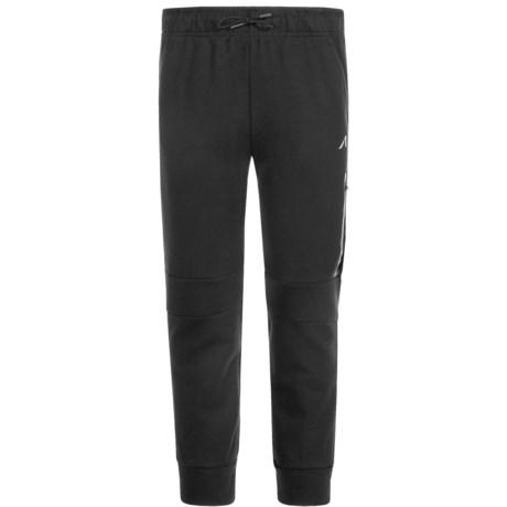 AL1VE 2.0 Knit Joggers (For Big Boys) in Black