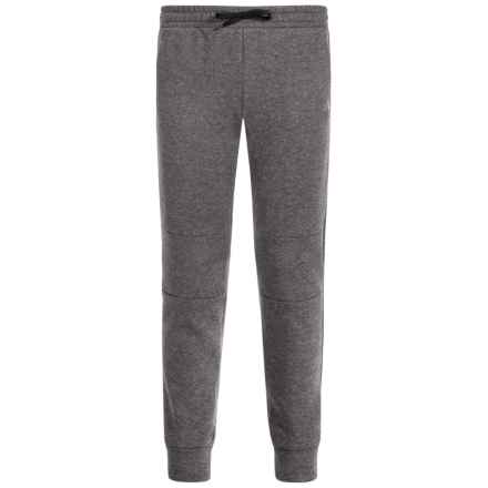 AL1VE CVC Joggers (For Big Boys) in Charcoal Heather - Closeouts