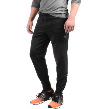 AL1VE Running Pants - Slim Fit (For Men) in Rich Black - Closeouts