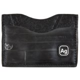 Alchemy Goods Dexter Wallet - Upcycled Bike Tube (For Men)