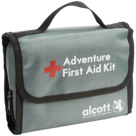 alcott Explorer First Aid Kit in Grey