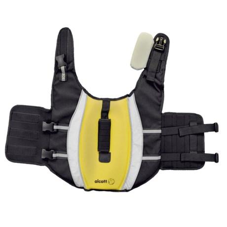 alcott Mariner Dog Life Vest - Medium