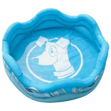 alcott Mariner Inflatable Pool in Blue - Closeouts