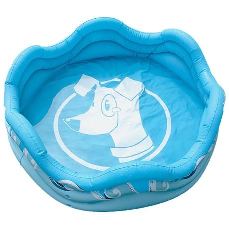 alcott Mariner Inflatable Pool in Blue