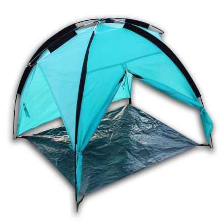 alcott Mariner Shade Canopy in Blue - Closeouts