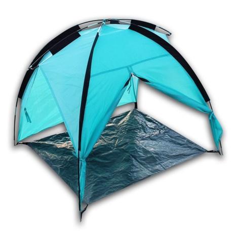 alcott Mariner Shade Canopy in Blue