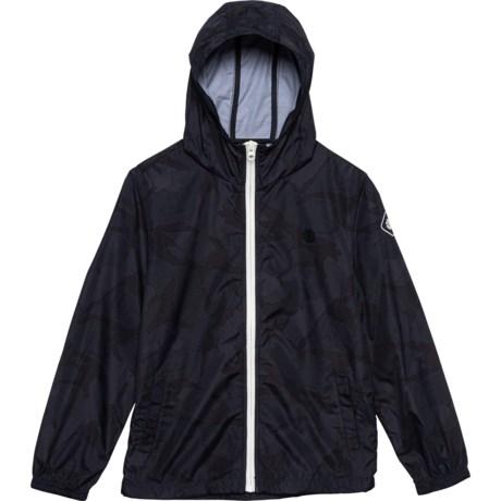 Alder Twill Jacket (For Big Boys) - SHADOW CAMO (XL ) thumbnail