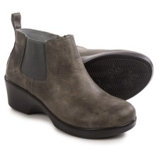 Alegria Ever Ankle Boots - Leather (For Women) in Stonewall - Closeouts