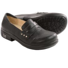 Alegria Taylor Shoes - Slip-Ons (For Women) in Black Magic - Closeouts