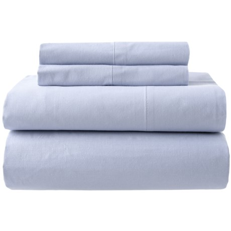Image of Aleutian Organic Cotton Sheet Set - Queen, 200 TC