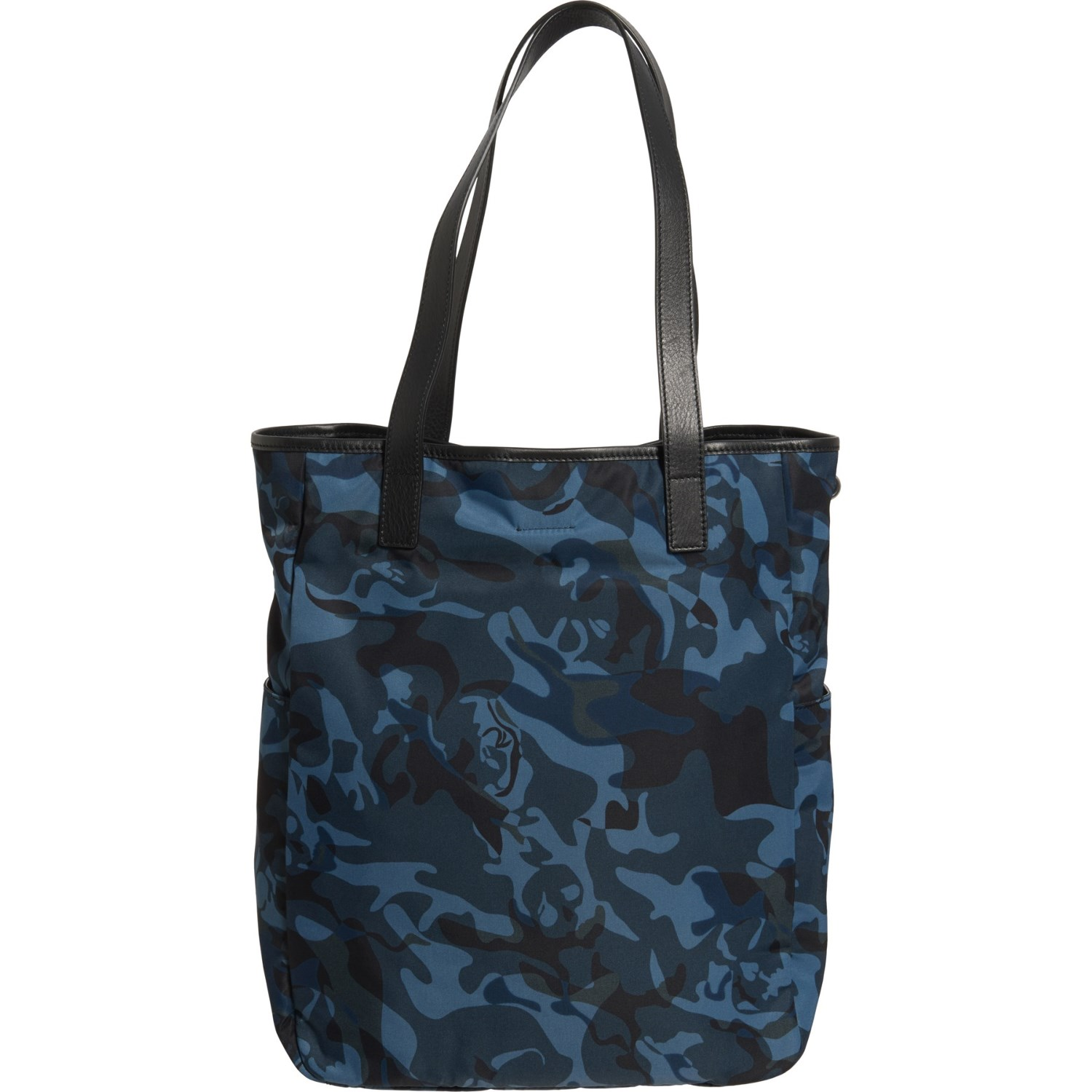 uk availability 17082 1f80f Alexander McQueen Made in Italy Skull Shopping Tote Bag (For ...