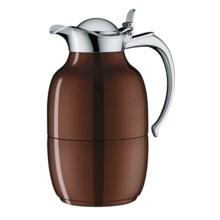 alfi Helena Insulated Carafe - 8-Cup in Chocolate - Closeouts