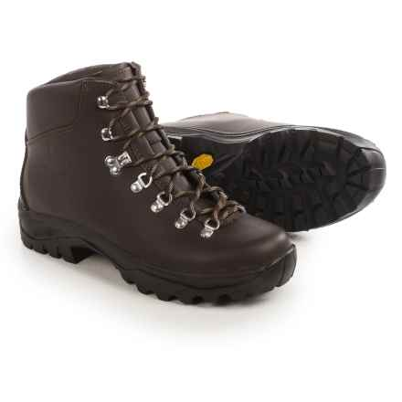 Alico Backcountry Hiking Boots - Leather (For Men) in Brown - Closeouts