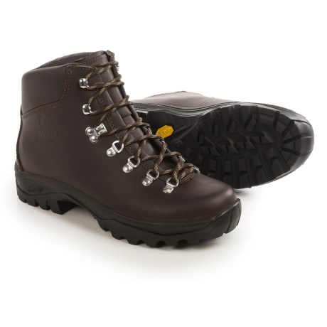 Alico Backcountry Hiking Boots - Leather (For Men) in Brown