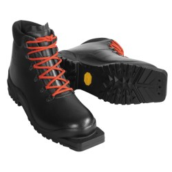 Alico Backcountry Touring Nordic Ski Boots - 3-Pin (For Men) in Black