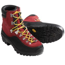 Alico Cortina Backpacking Boots (For Men) in Red/Black