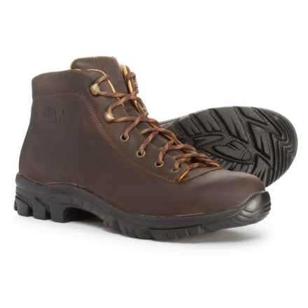Alico Jackson Hiking Boots - Waterproof, Leather (For Men) in Greased Nubuck - Closeouts