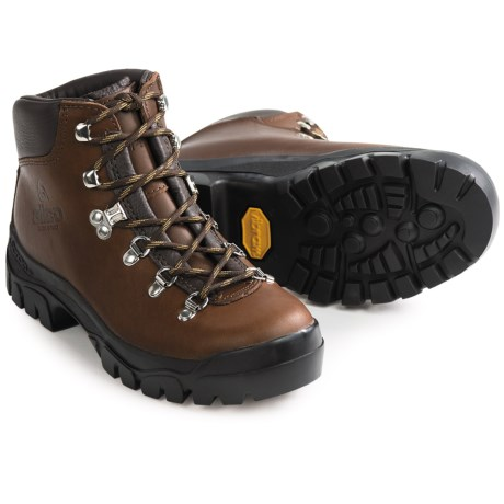 Alico Made in Italy Backcountry Hiking Boots - Leather (For Women) in Brown