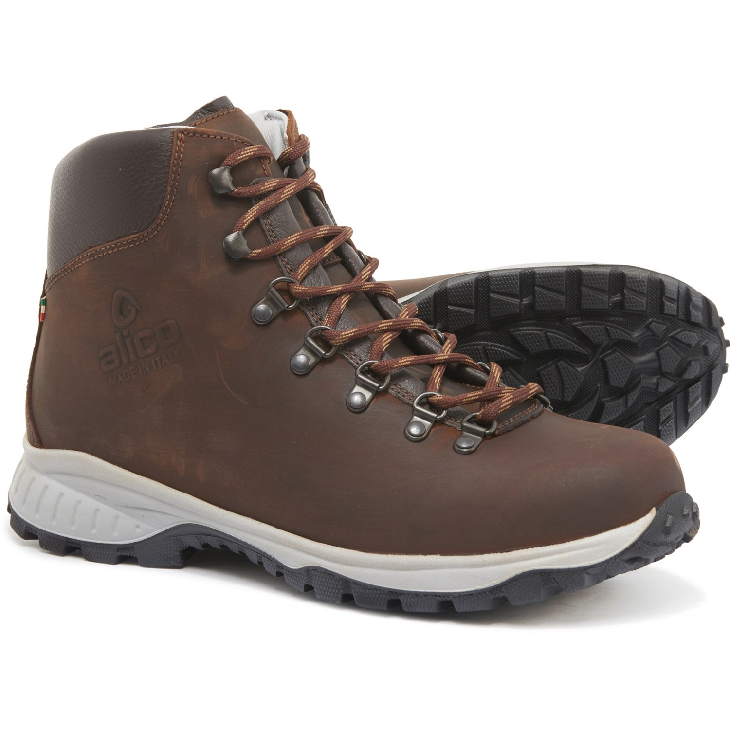 all leather hiking boots mens