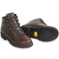 Alico Tahoe Leather Hiking Boots (For Women) in Brown