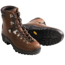 Alico Wind River Hiking Boots - Leather (For Men) in Brown - Closeouts