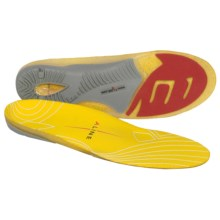 Aline Luxe RTS Shoe Insoles (For Men and Women) in Yellow - Closeouts