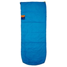 Alite Designs 35°F Hot Tamale Sleeping Bag in Capitola Blue - Closeouts