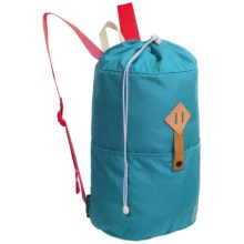 Alite Designs Battery Drawstring Backpack in Capitola Blue - Closeouts