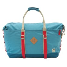 Alite Designs Great Escape Duffel Bag in Capitola Blue - Closeouts