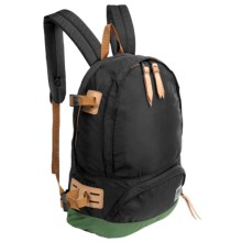 Alite Designs Kincaid Backpack - Leather Bottom in Pioneer Green - Closeouts