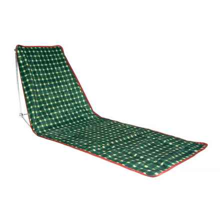 Alite Designs Meadow Rest Lounger - Waterproof in Pioneer Plaid - Closeouts