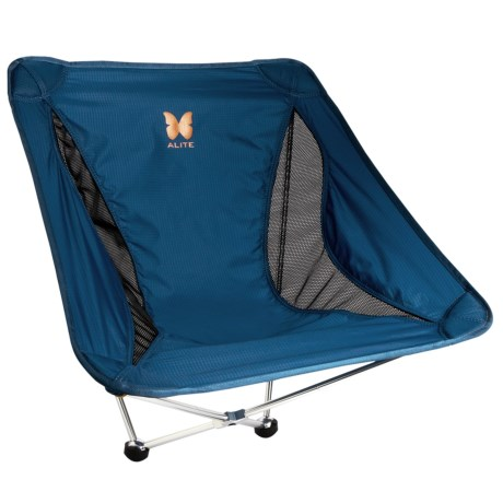 Alite Designs Monarch Camp Chair in Bolinas Blue