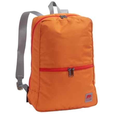 Alite Designs Squirrel Backpack in Yolo Orange - Closeouts