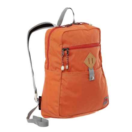 Alite Designs Woodchuck Backpack in Jupiter Orange - Closeouts
